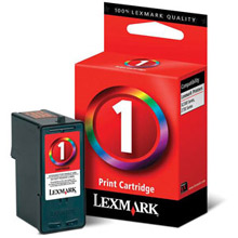 Lemark No 1 inkjet cartridge