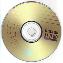 Maxell Digital audio compact disk