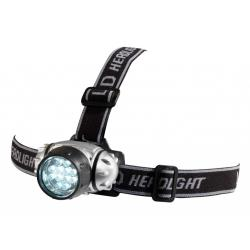 Headlamp with 12 LEDs