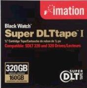 SDLT Tape 110-220Gb / 160-320Gb single (16260)