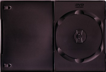 Slim DVD case