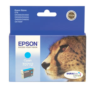 epson inkjet cartridge T0712