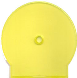 Yellow C Shell